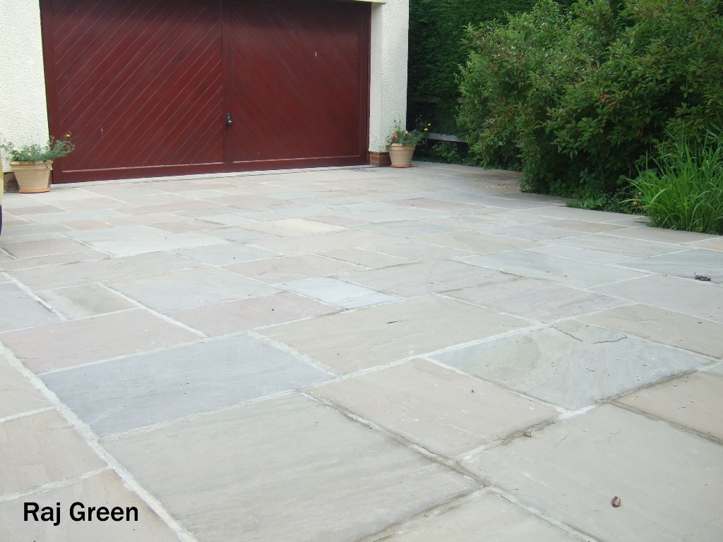 Raj green prices paving for Green pavers