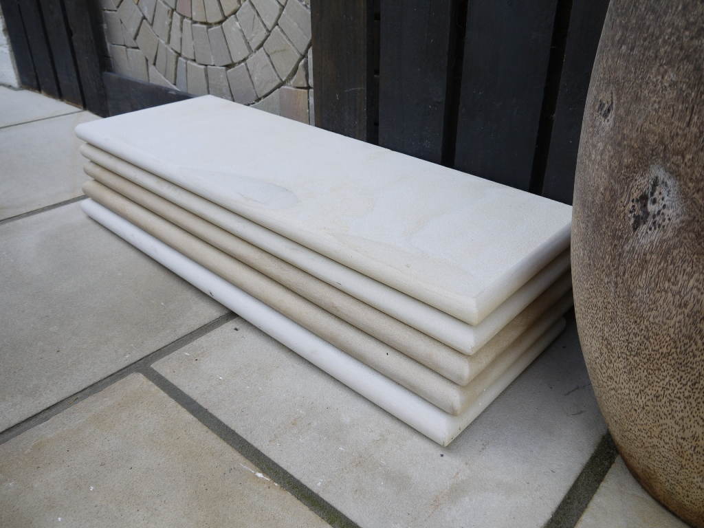 Three Sided Bullnosed Steps Prices Paving