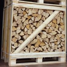 Kiln Dried Ash Logs - small