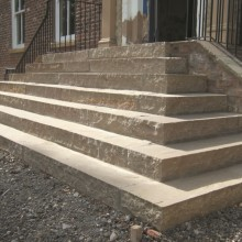 STEPS, COPING & FEATURES