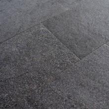 Black Galaxy Quartzite leather finish s