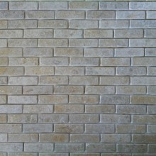 Grey Gold Tumbled Brick Slips 2 SMALL
