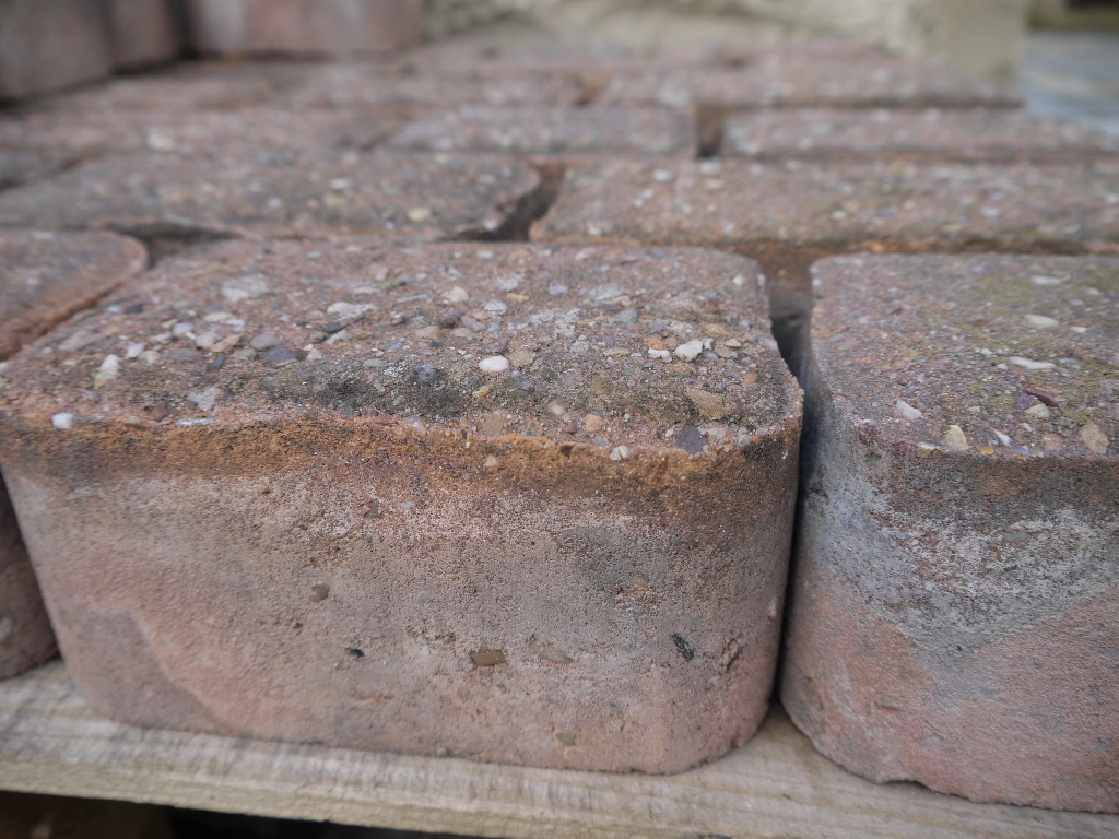 75mm Reclaimed Block Paving Prices Paving