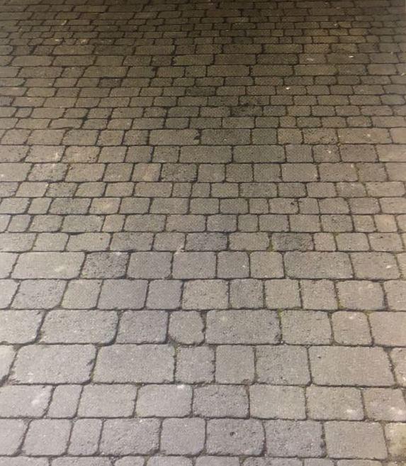 Reclaimed Concrete Blocks: 80mm Reclaimed Block Paving