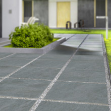 Brand New Porcelain Paving